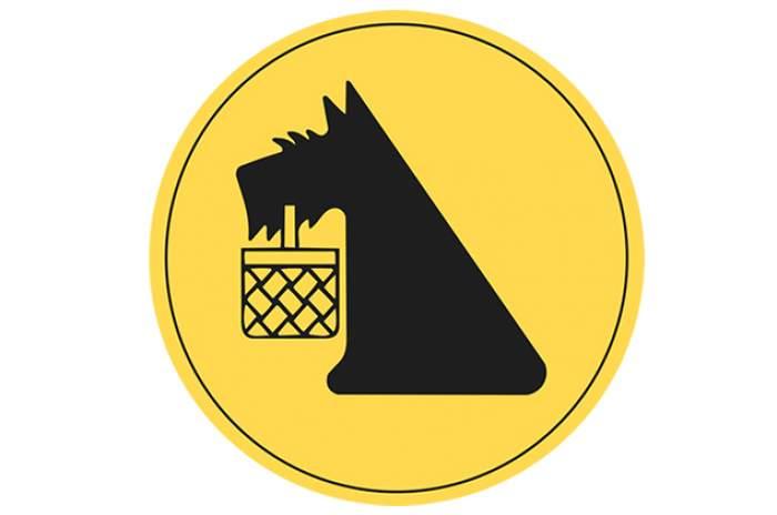 Netto schwarz gelb