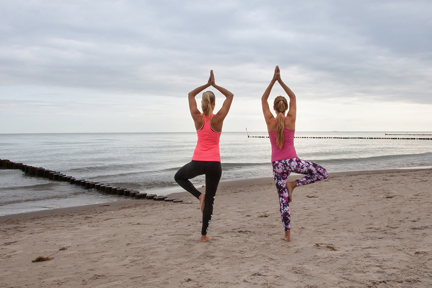 Yoga meets Qigong am Meer